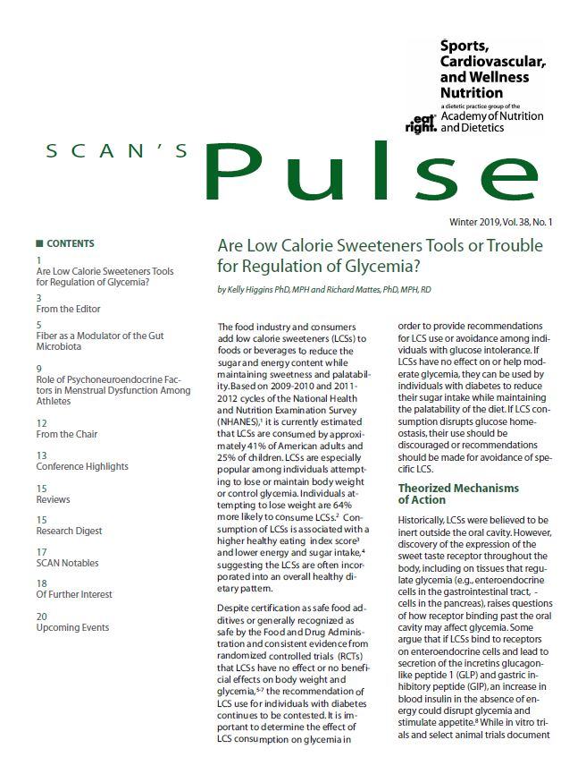 PULSE Winter 2019