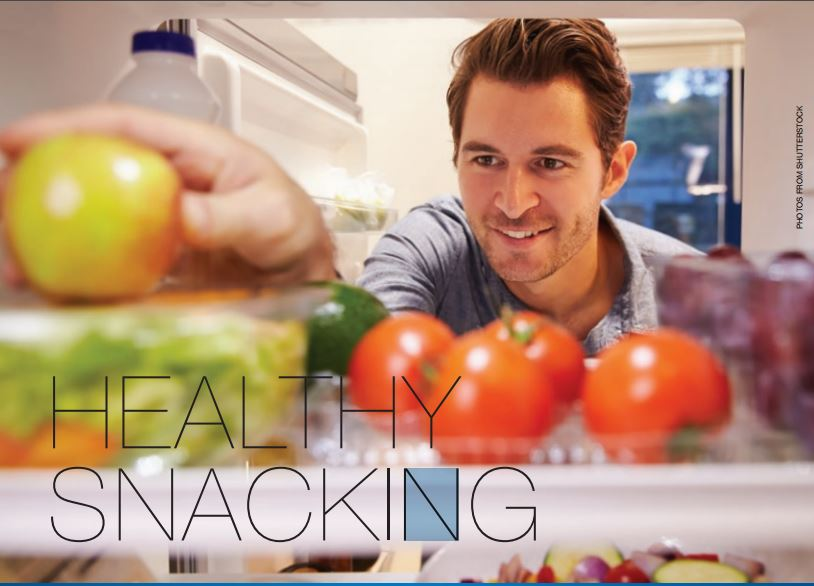healthy snacking fact sheet
